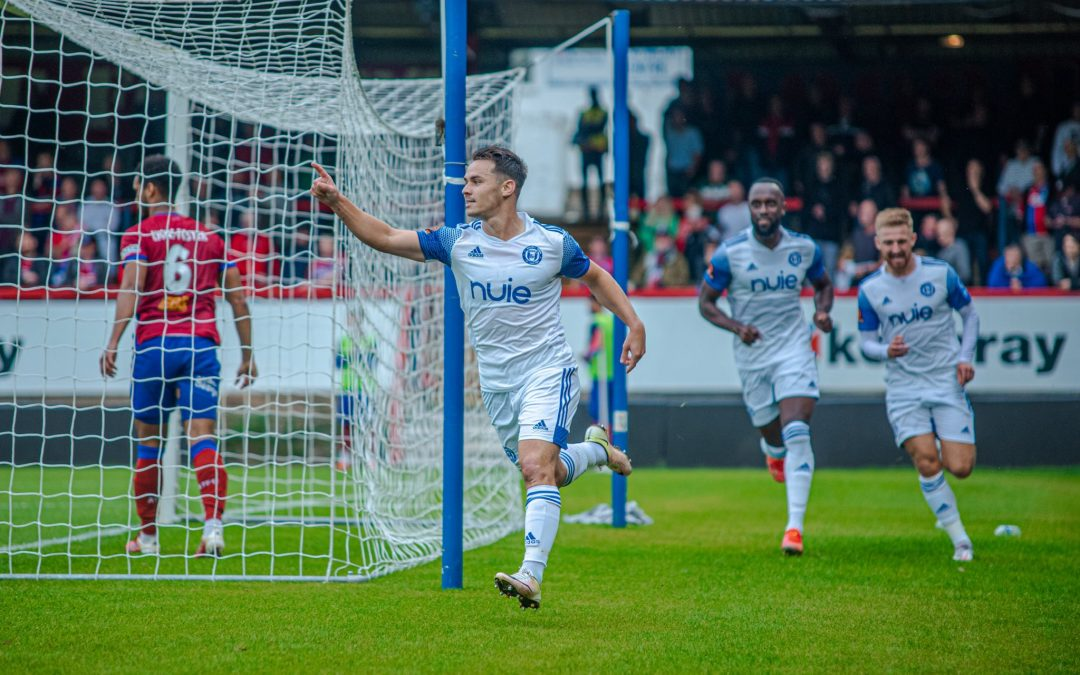 Billy Waters | FC Halifax Town ready for promotion fight