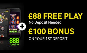 888 - Get Your Casino Bonus Now!