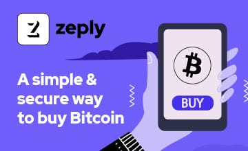 Zeply - Get Your Bitcoin Now!