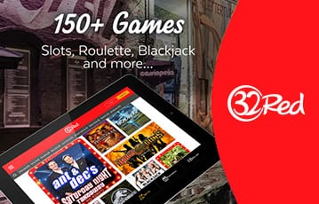 32red casino mobile games