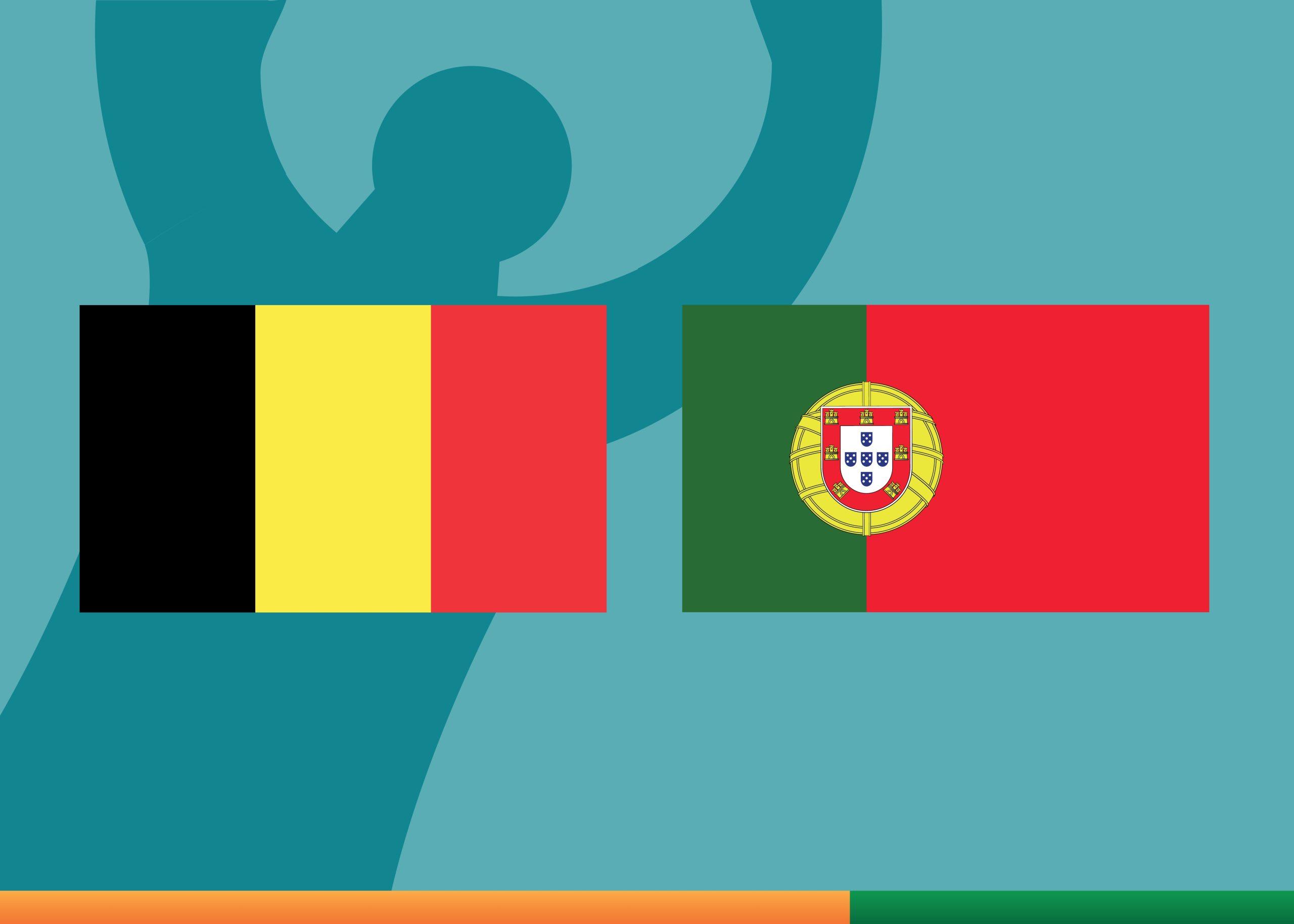 Belgium vs Portugal Euro 2020