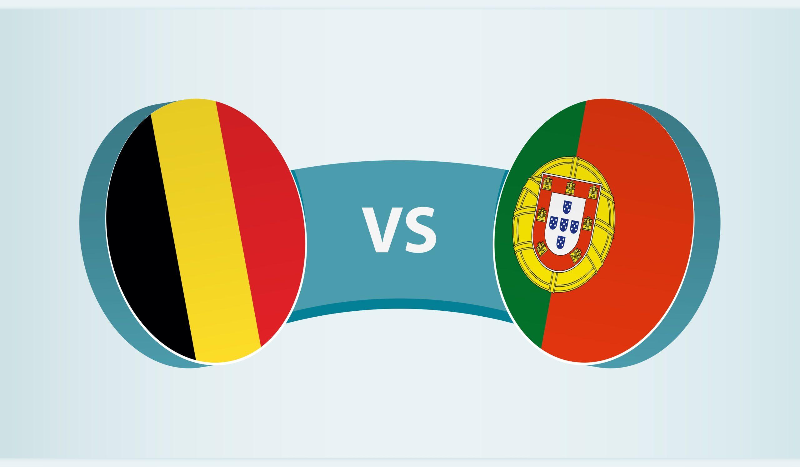 Belgium Portugal Euro