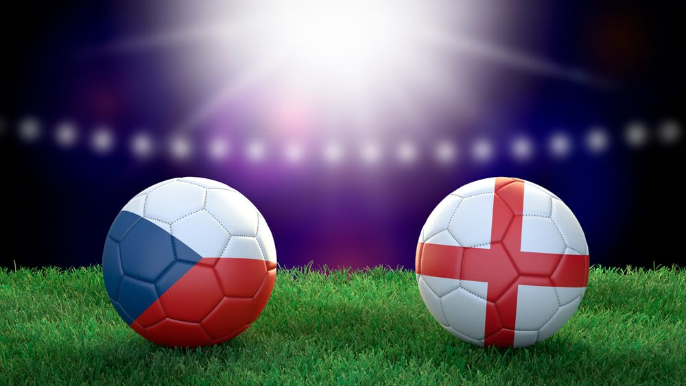 Czech Republic England Euro 2020