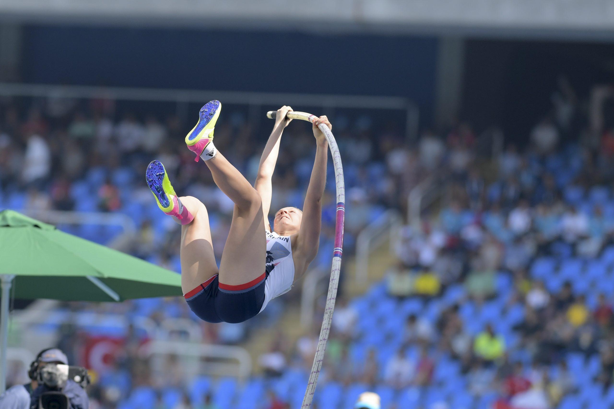 Holly Bradshaw Rio Olympics
