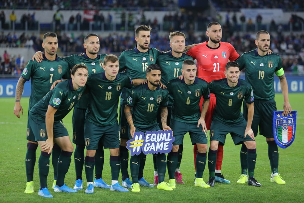 Italy Euro 2020 Qualifiers