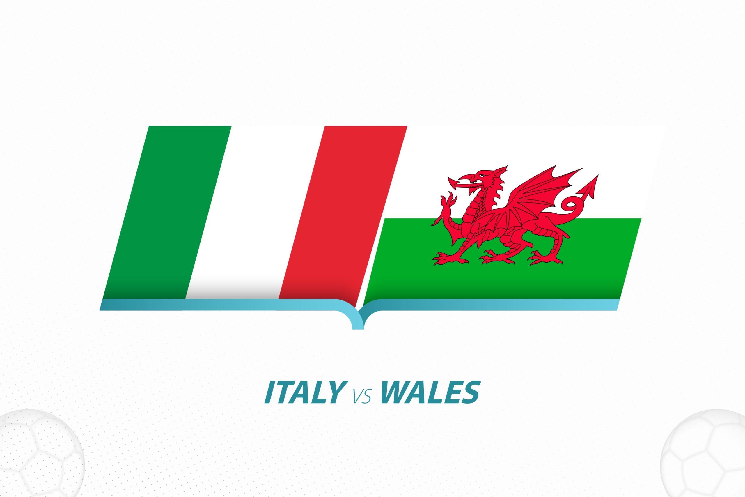 Italy vs Wales Euro 2020