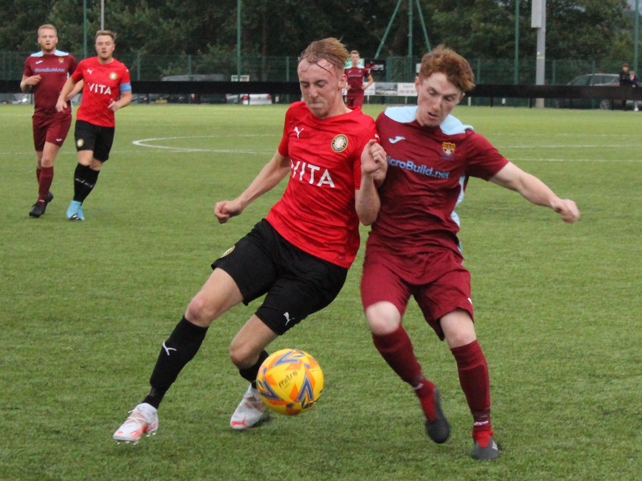 NWCFL First Division South Matchday Five