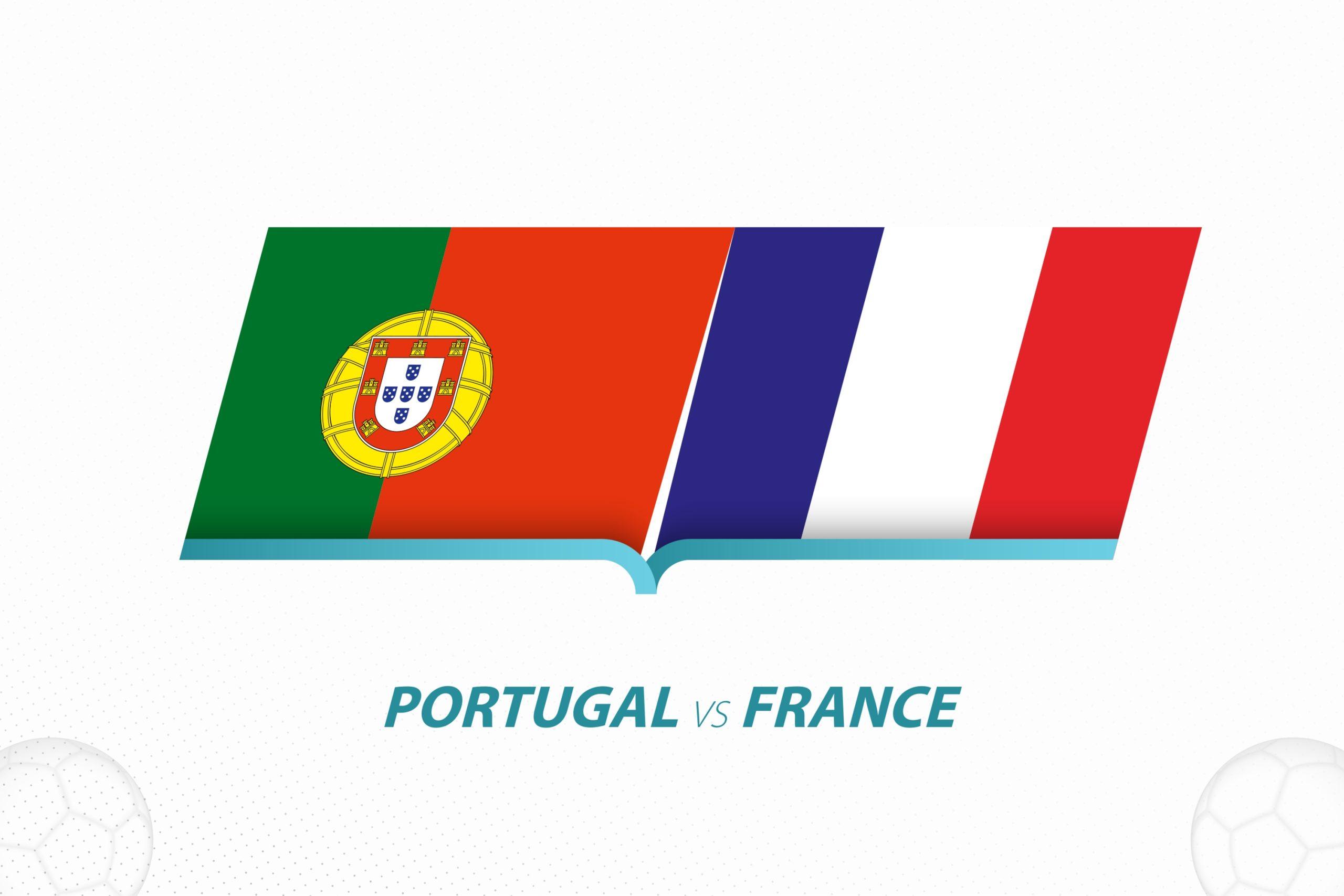 Portugal France Euro 2020