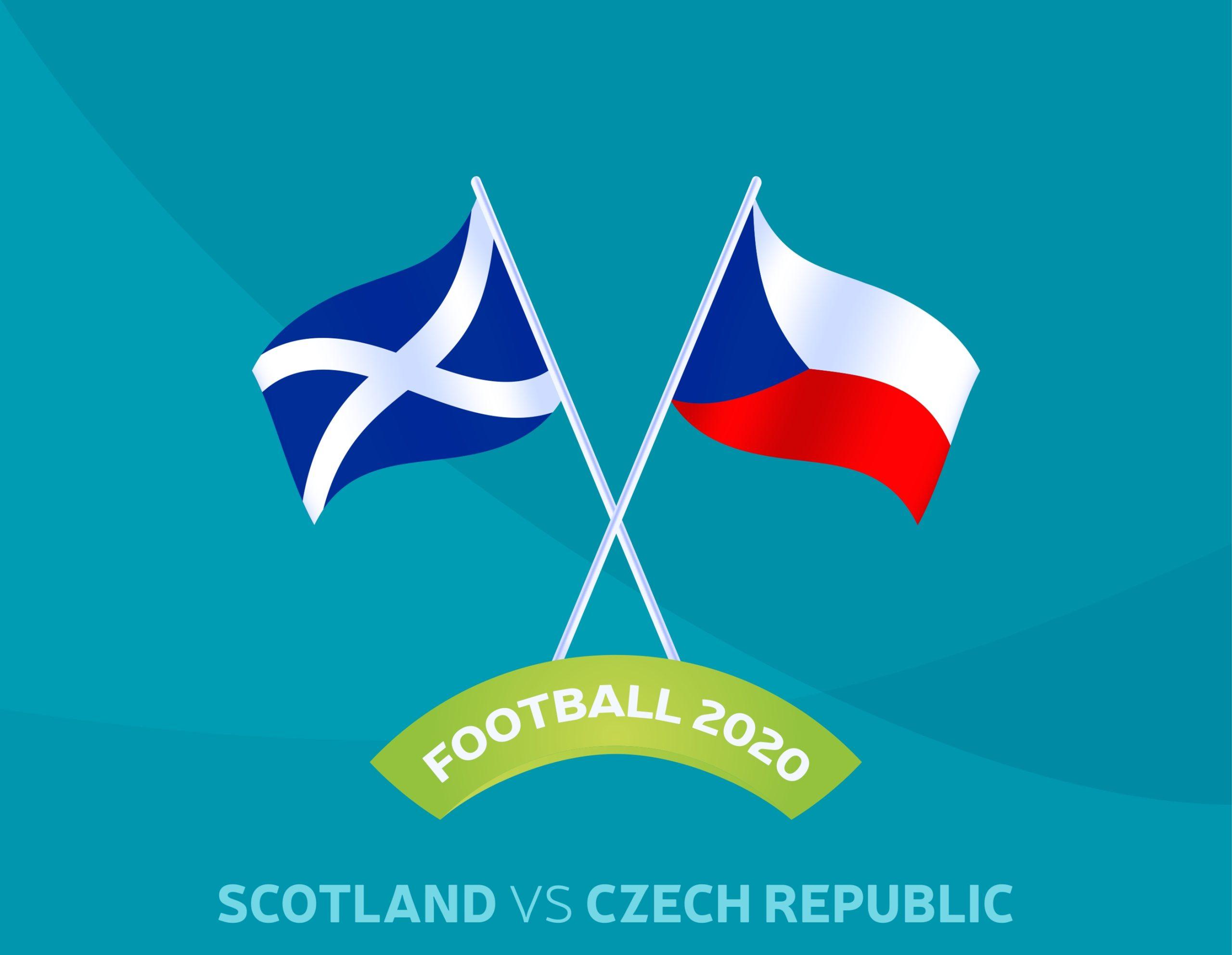 Scotland Czech Republic Flag