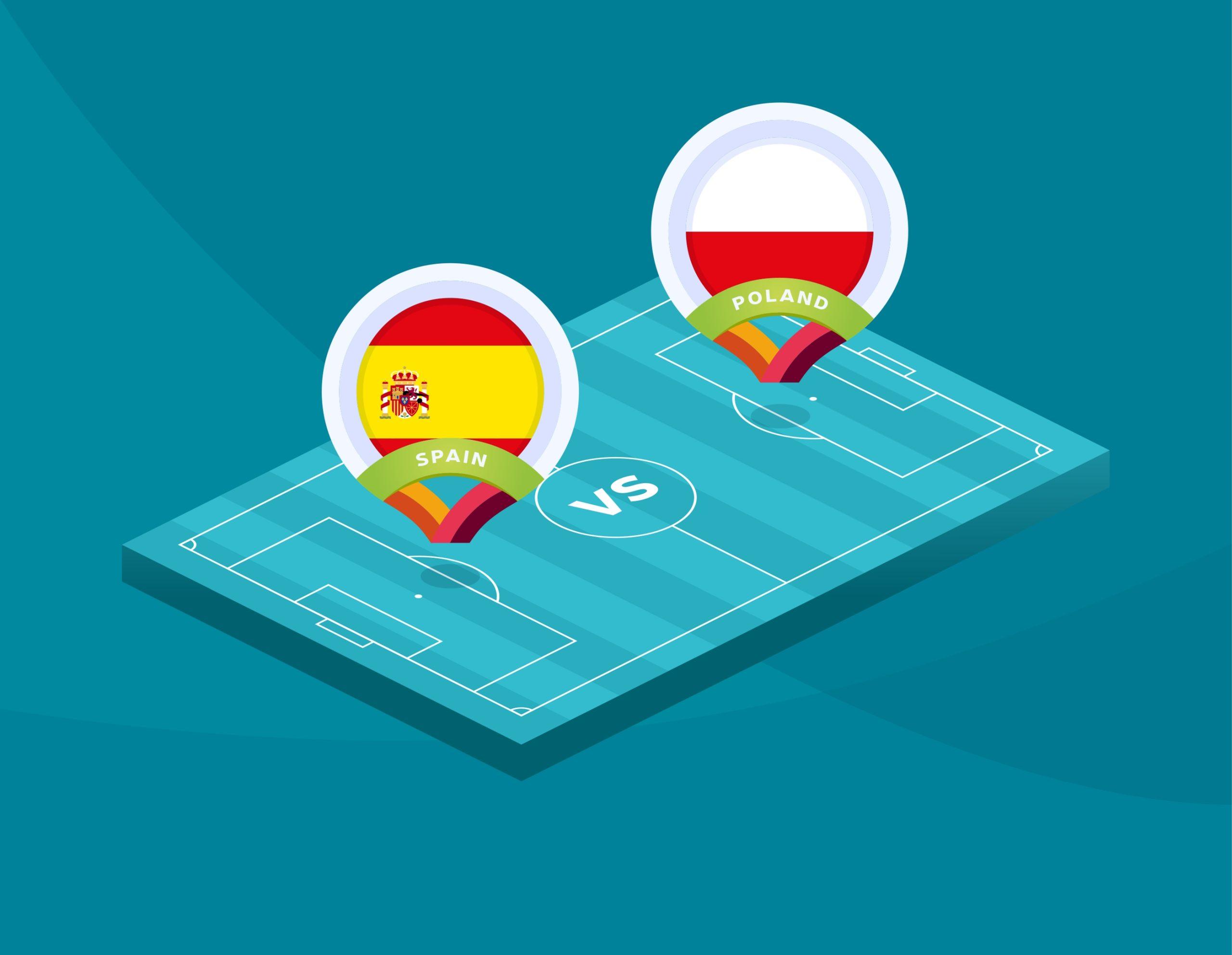 Spain Poland Euro 2020