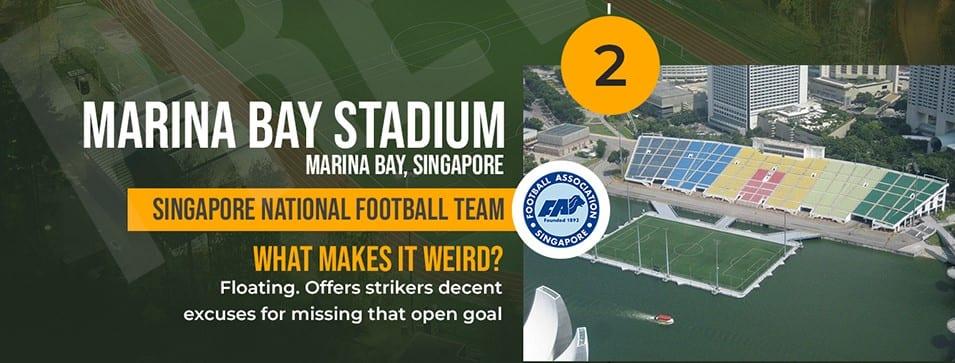Marina Bay Stadium Singapore
