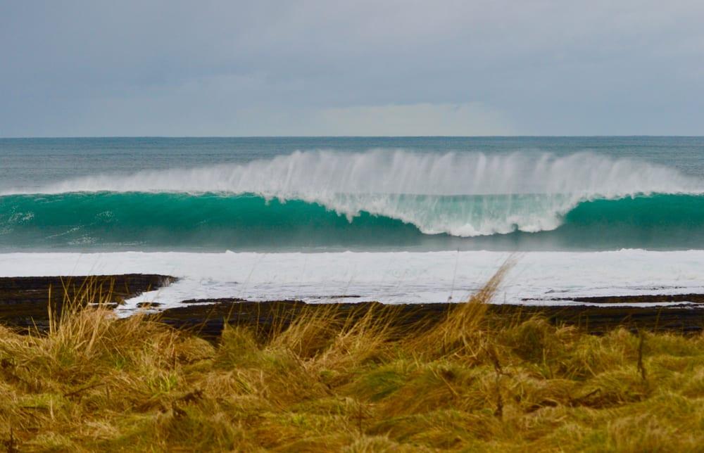 surfing thurso scotland