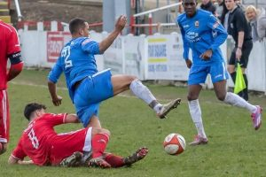Rees Welsh Radcliffe tackle
