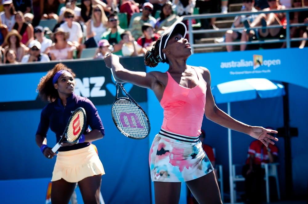 Williams Sisters - Serena & Venus