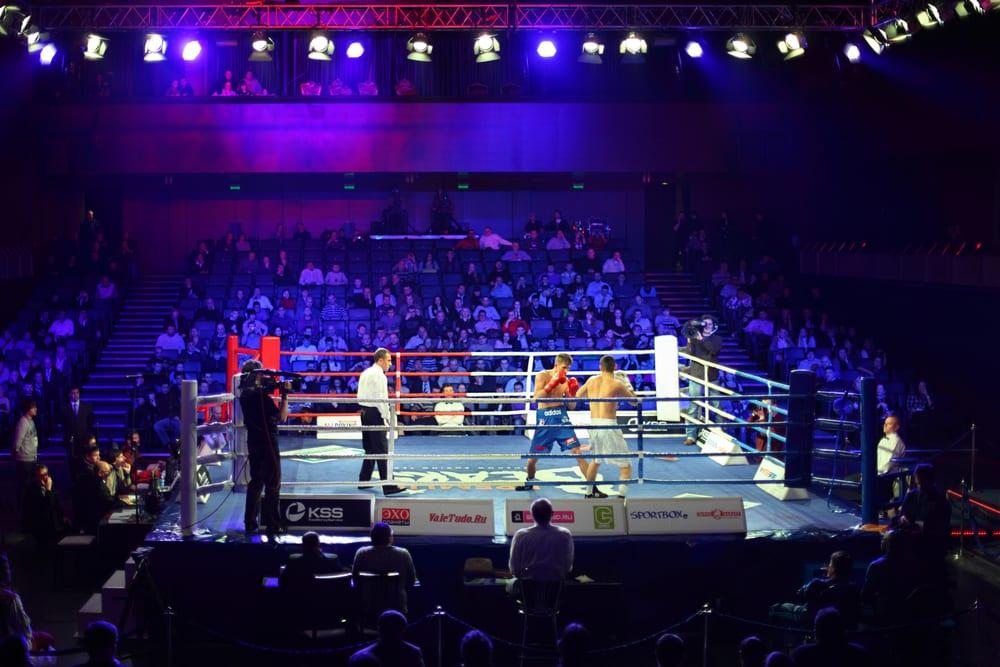bantamweight boxing