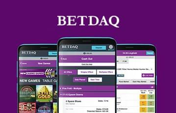 Betdaq sport overview