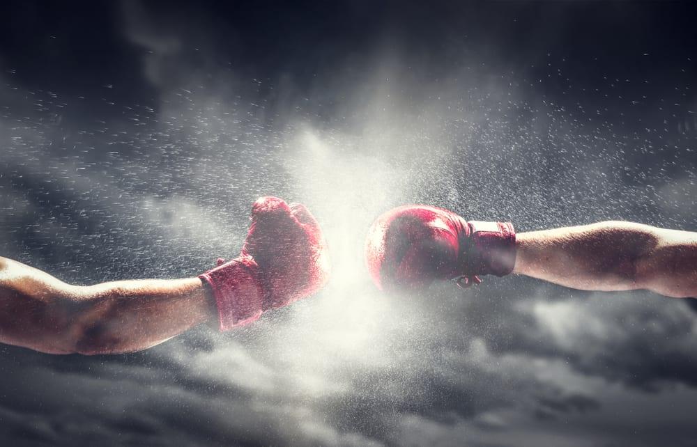 heavyweigh boxing