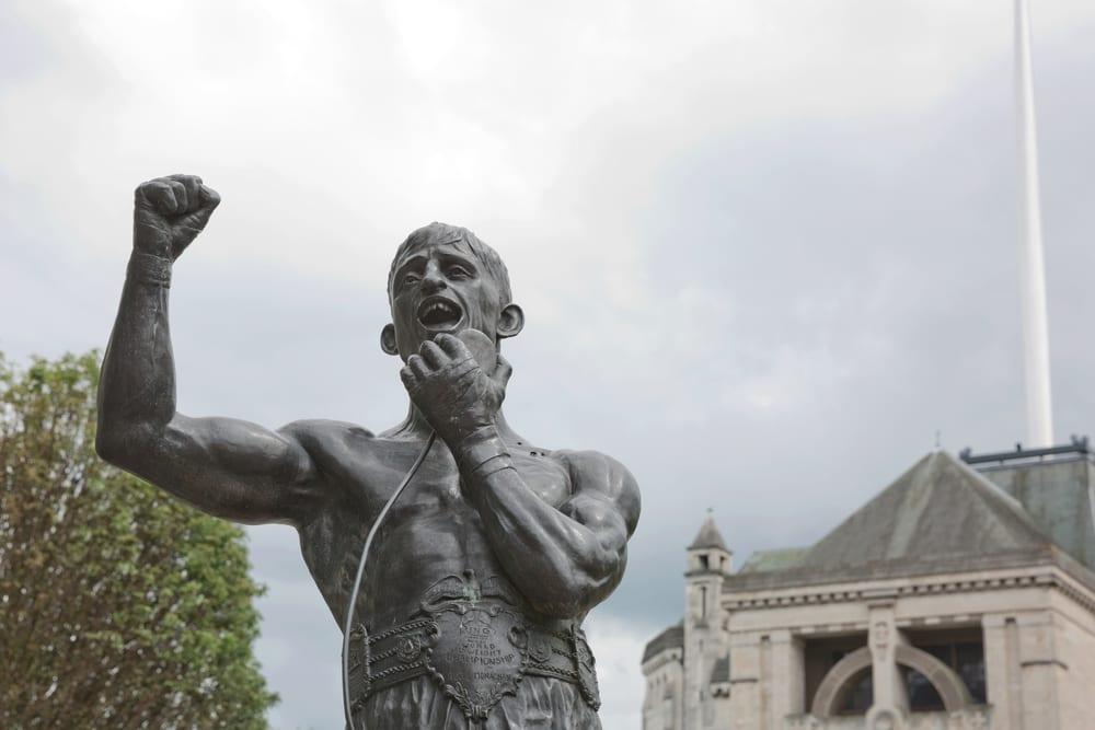 boxing northern ireland