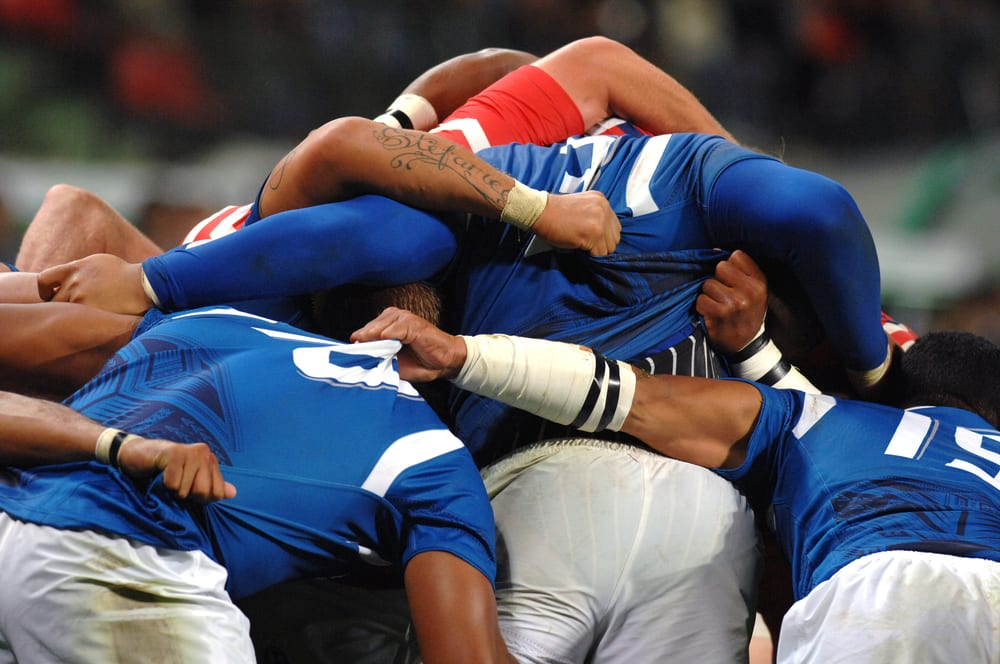 how can france win the six nations