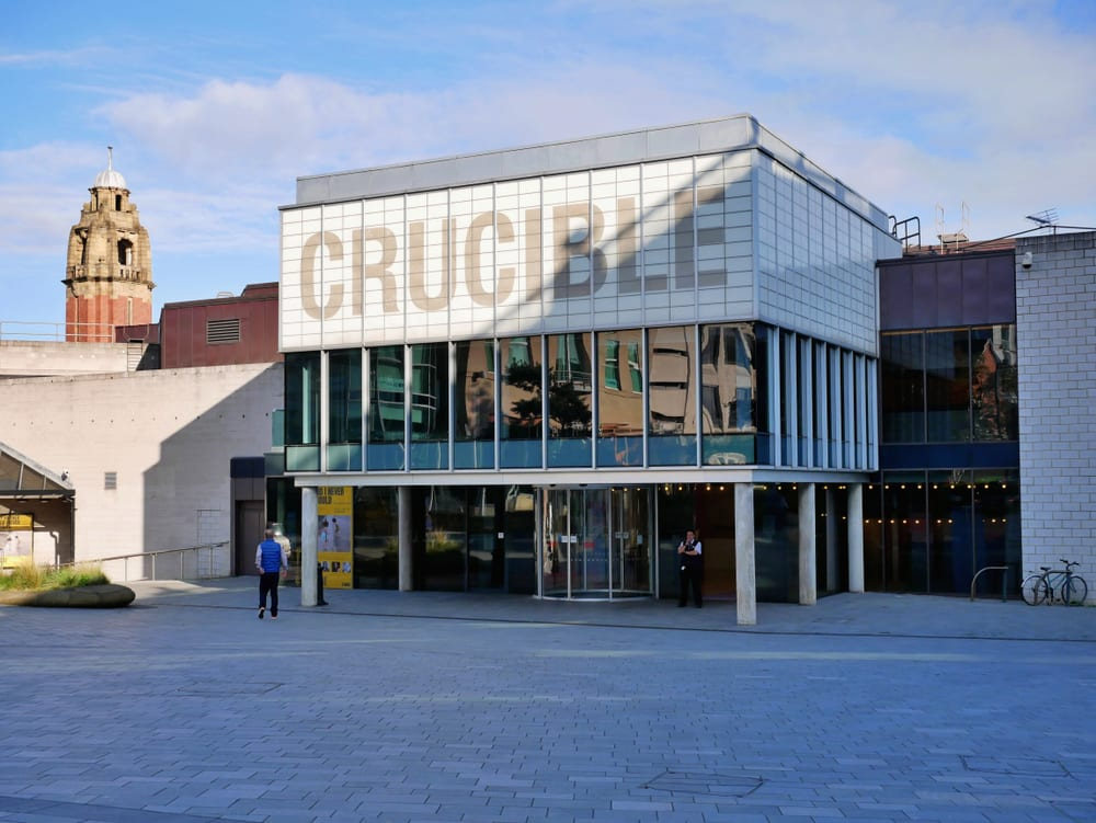 crucible snooker fans