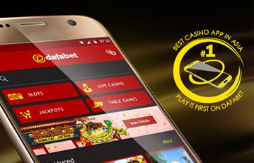 Dafabet casino mobile
