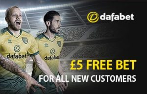 Dafatbet sign up offer