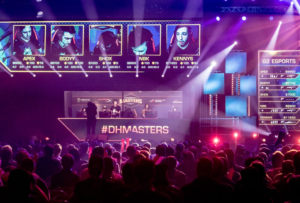 dreamhack and esl new event