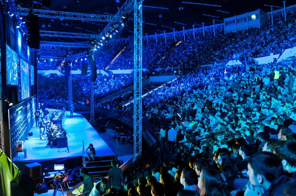 esl gaming events