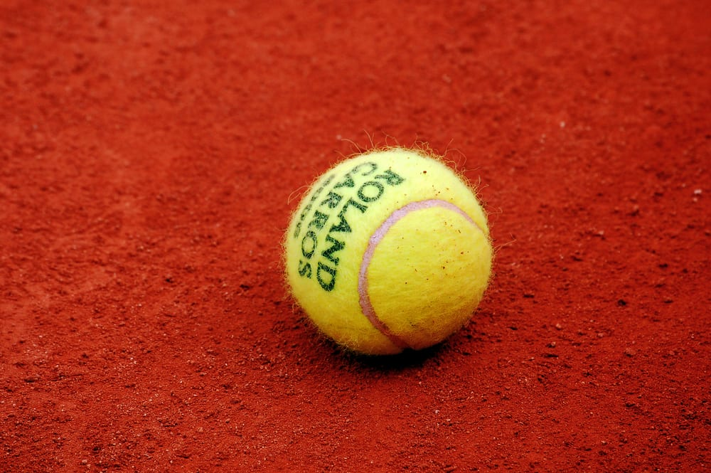 french tennis open ball