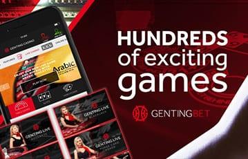 GentingBet Casino App