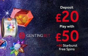 GentingBet sign up offers