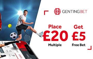 GentingBet sport bonus