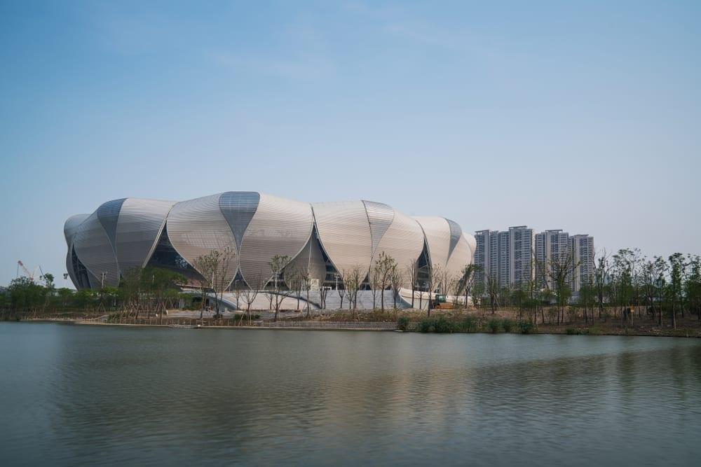 hangzhou esports arena