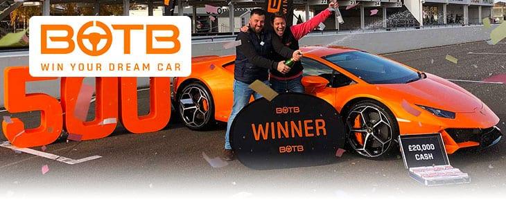 botb winner