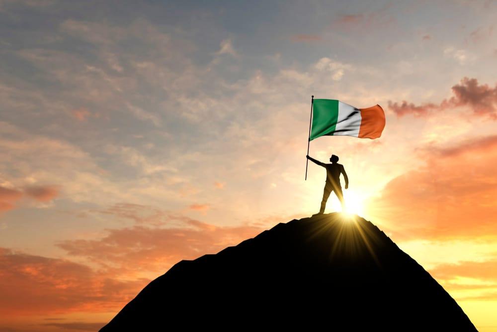 irish win