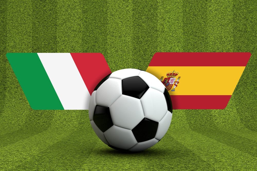 italy vs spain euro 2020