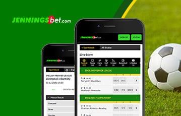 JenningsBet live betting