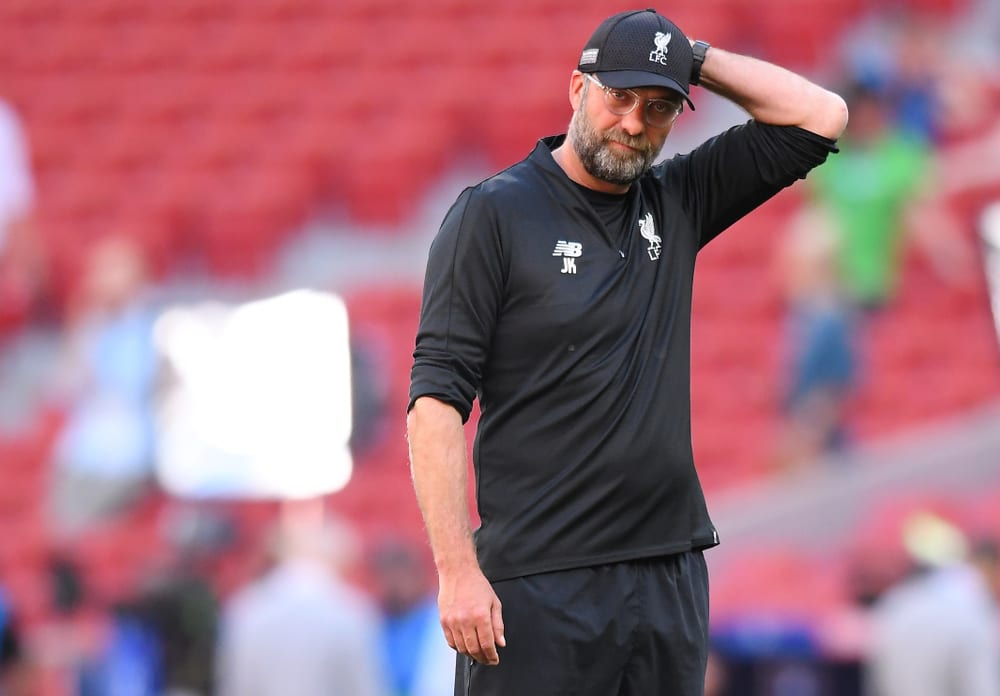 klopp out liverpool
