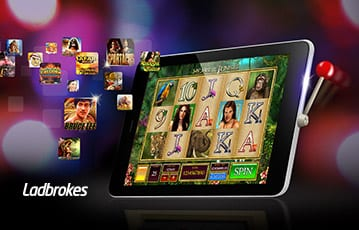 Ladbrokes casino games
