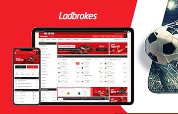 Ladbrokes Sign Up Bonus in the UK