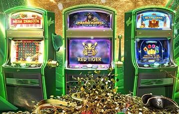 Mr. Green casino games