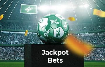Mr. Green jackpot bets