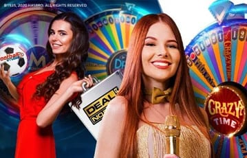 NetBet casino cash draw