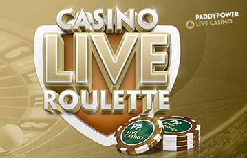 Paddypower live casino roulette