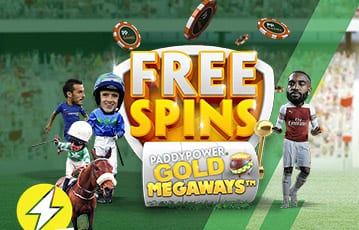 Paddypower free spins
