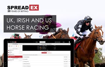 spreadex horse racking uk