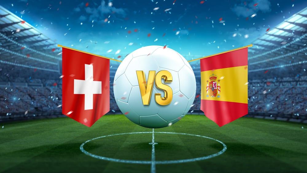 switzerland vs spain euro 2020