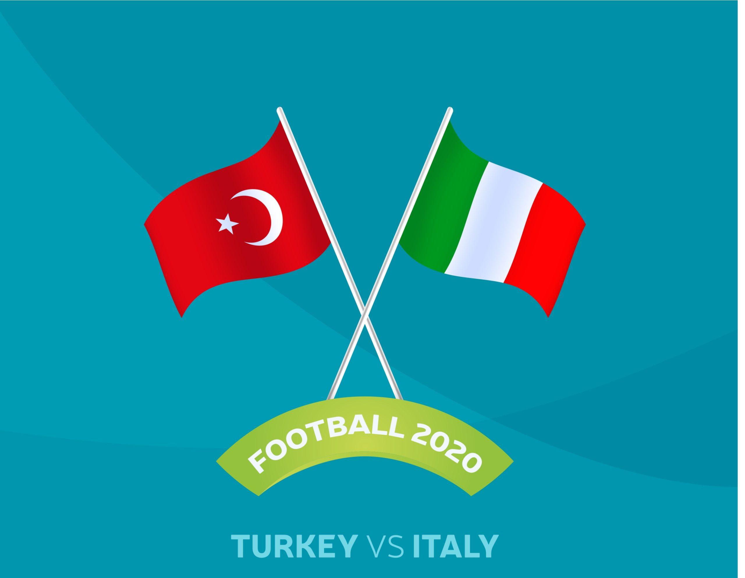 turkey vs italy euro2020