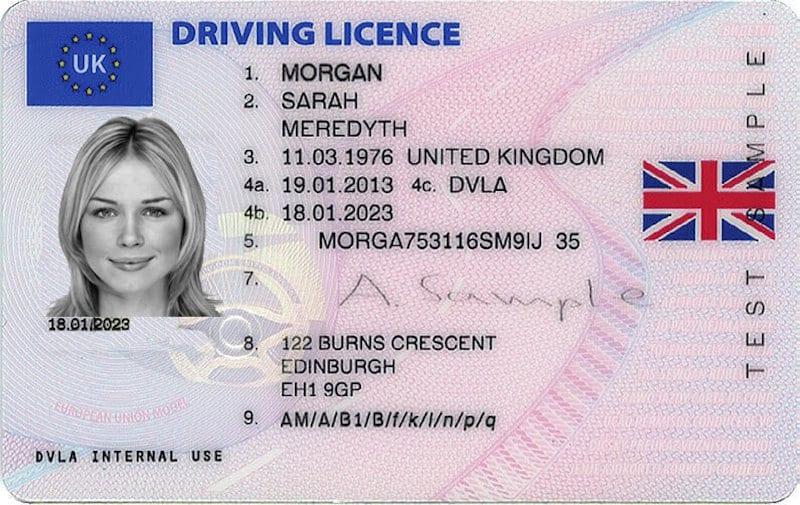 UK ID Documents