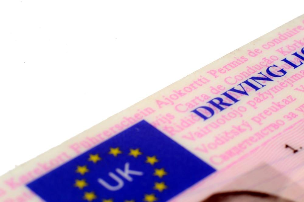 uk license